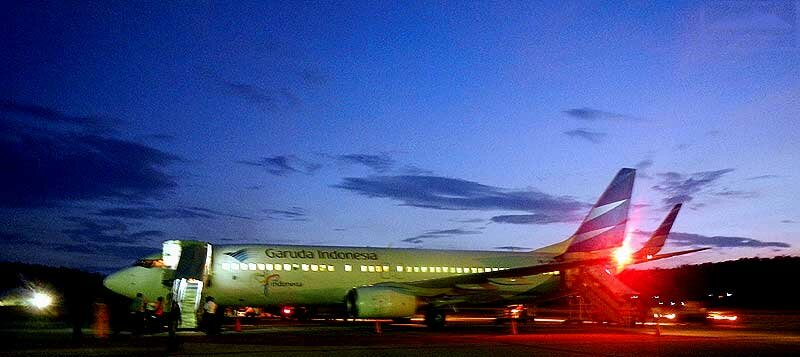 Аэропорт Биака