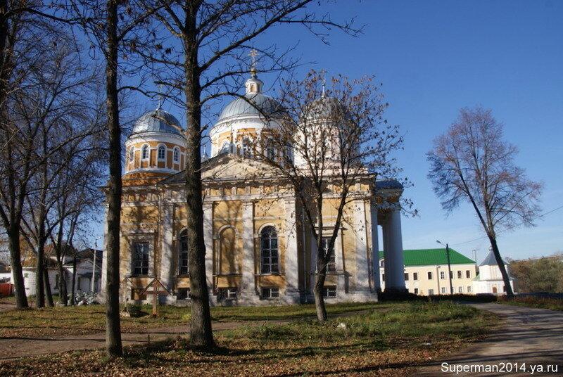 Тверь - Христорождественский монастырь