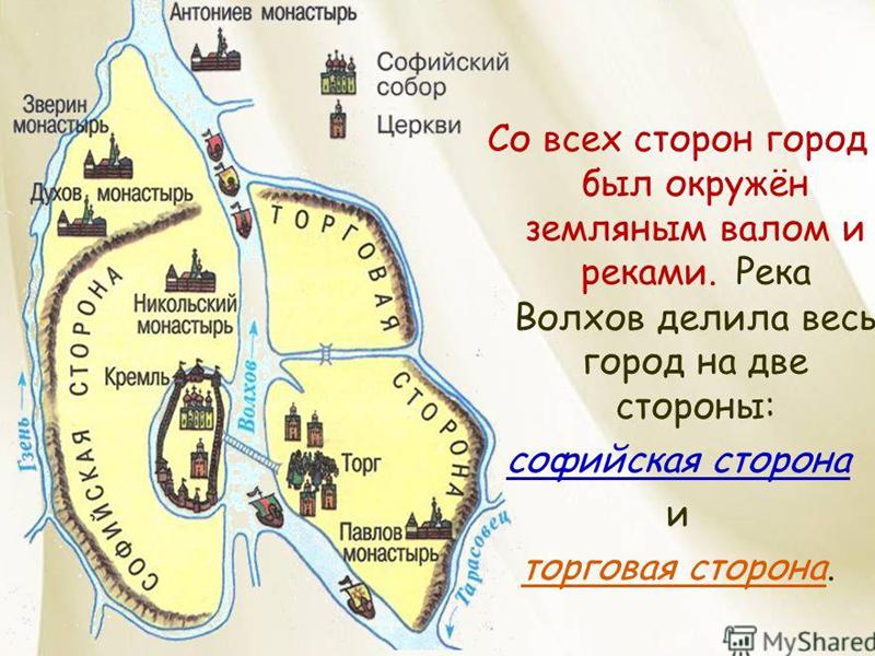 Великий Новгород. Часть IV. Торговая сторона