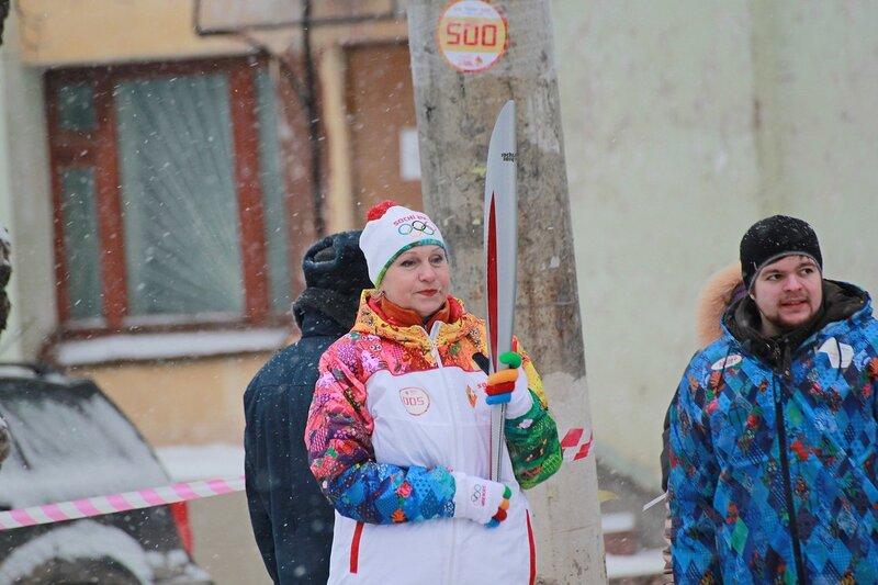 Эстафета олимпийского огня в Кирове: в ожидании огня
