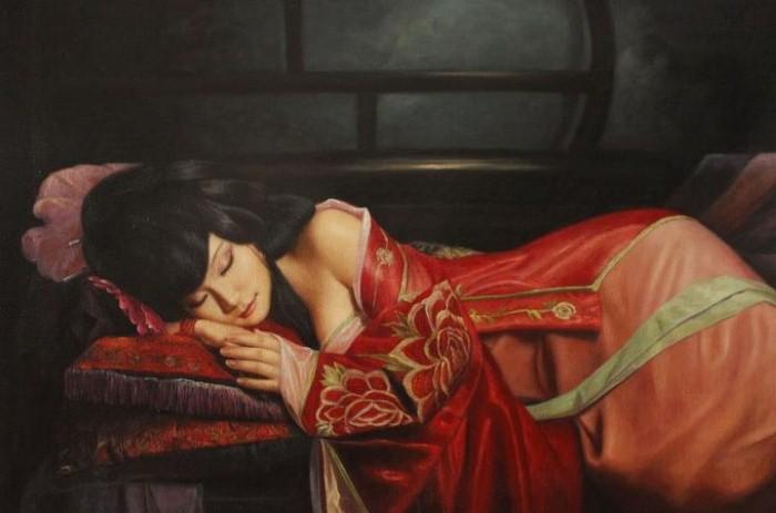 Сны о любви и нежности Kiera Malone. Франция