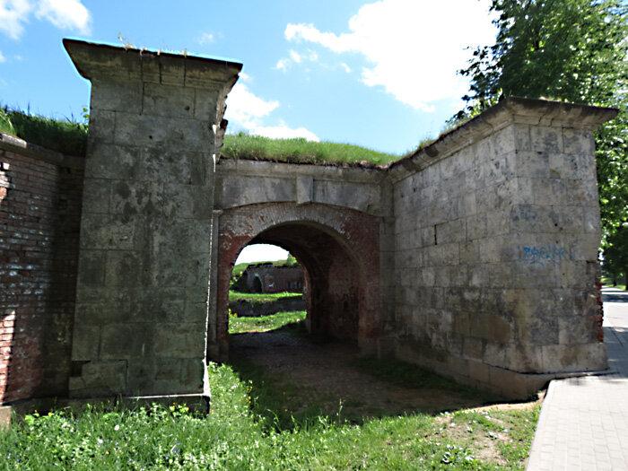 varandej Даугавпилс. Часть 3: Динабургская крепость