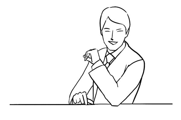 Позирование: позы для мужского портрета 12