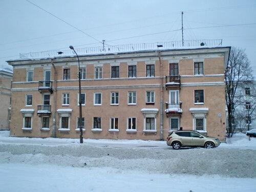 ул. Лётчика Пилютова 22к2