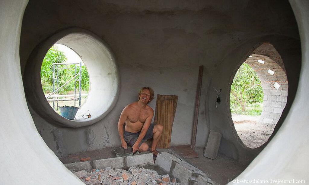 Как построить дом мечты за 9000$