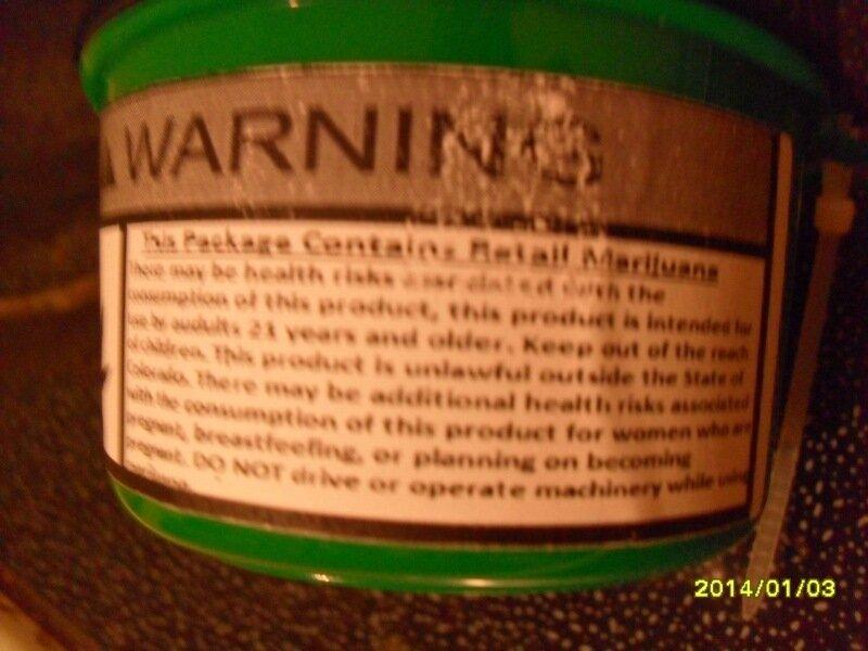 Легализованная марихуана