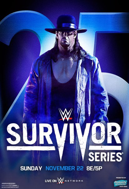 Post image of WWE Survivor Series 2015