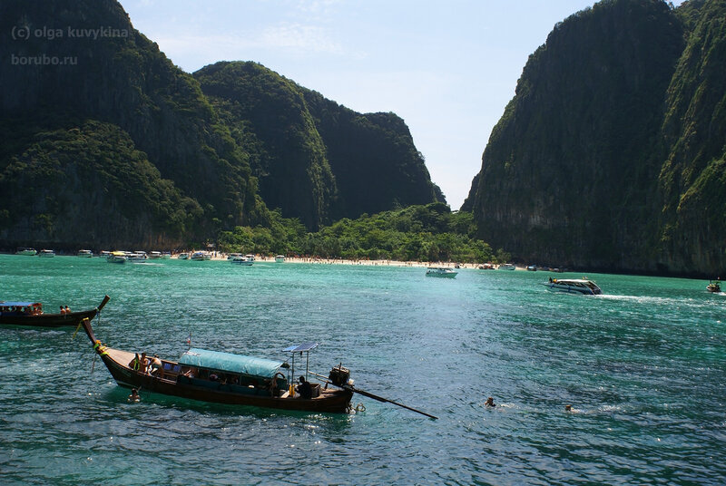 Остров Пхи-Пхи-Лей