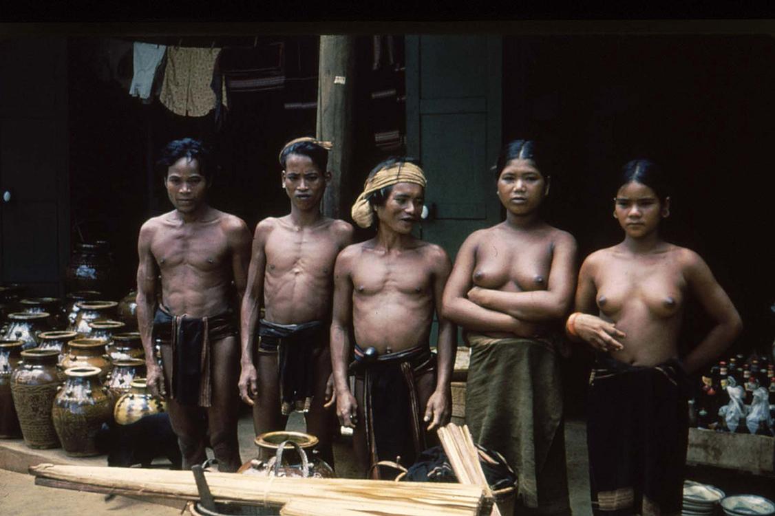 46. Окрестности Сайгона. Вьетнамские этнические меньшинства