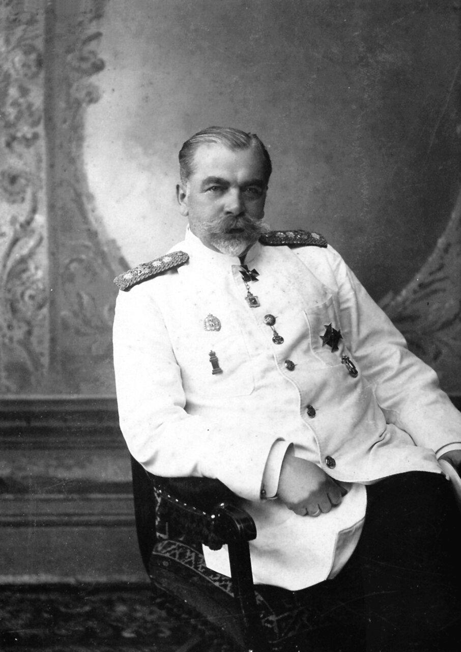 Виктор Михайлович Борзенко (Губернатор Нижегородской области в период 1912-1915 гг)