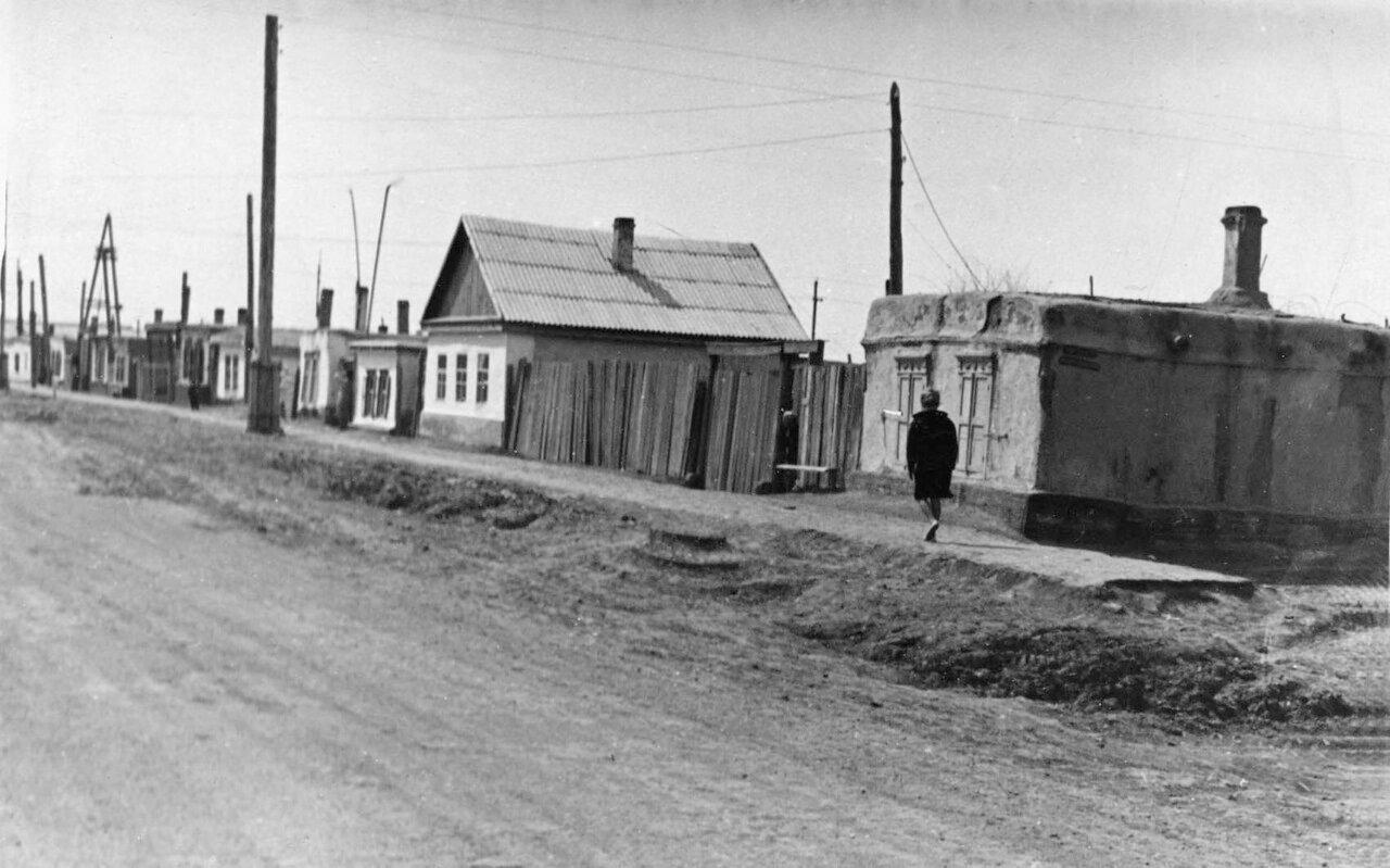 1963-1964. Улица Некрасова