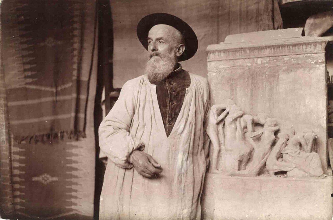 Бартоломе Поль-Альбер (1848-1928), скульптор