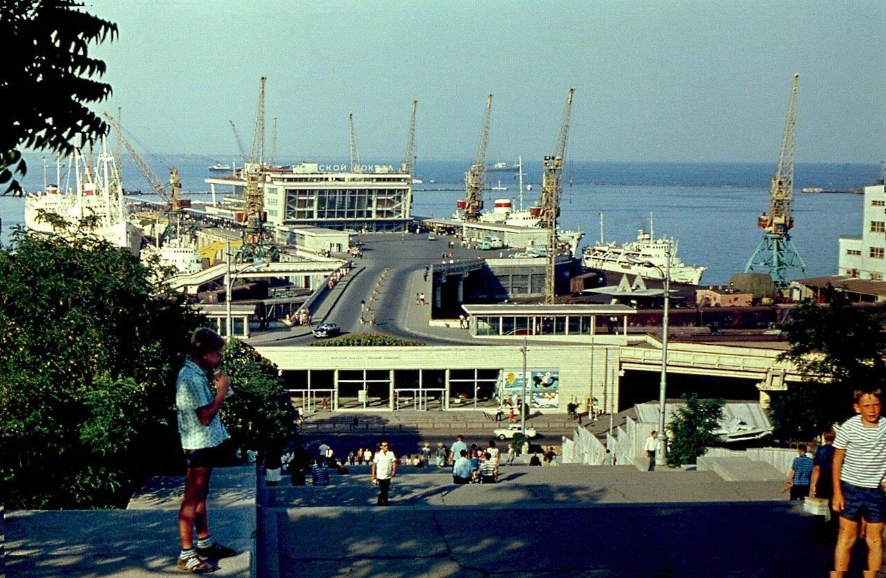 4. Морской вокзал