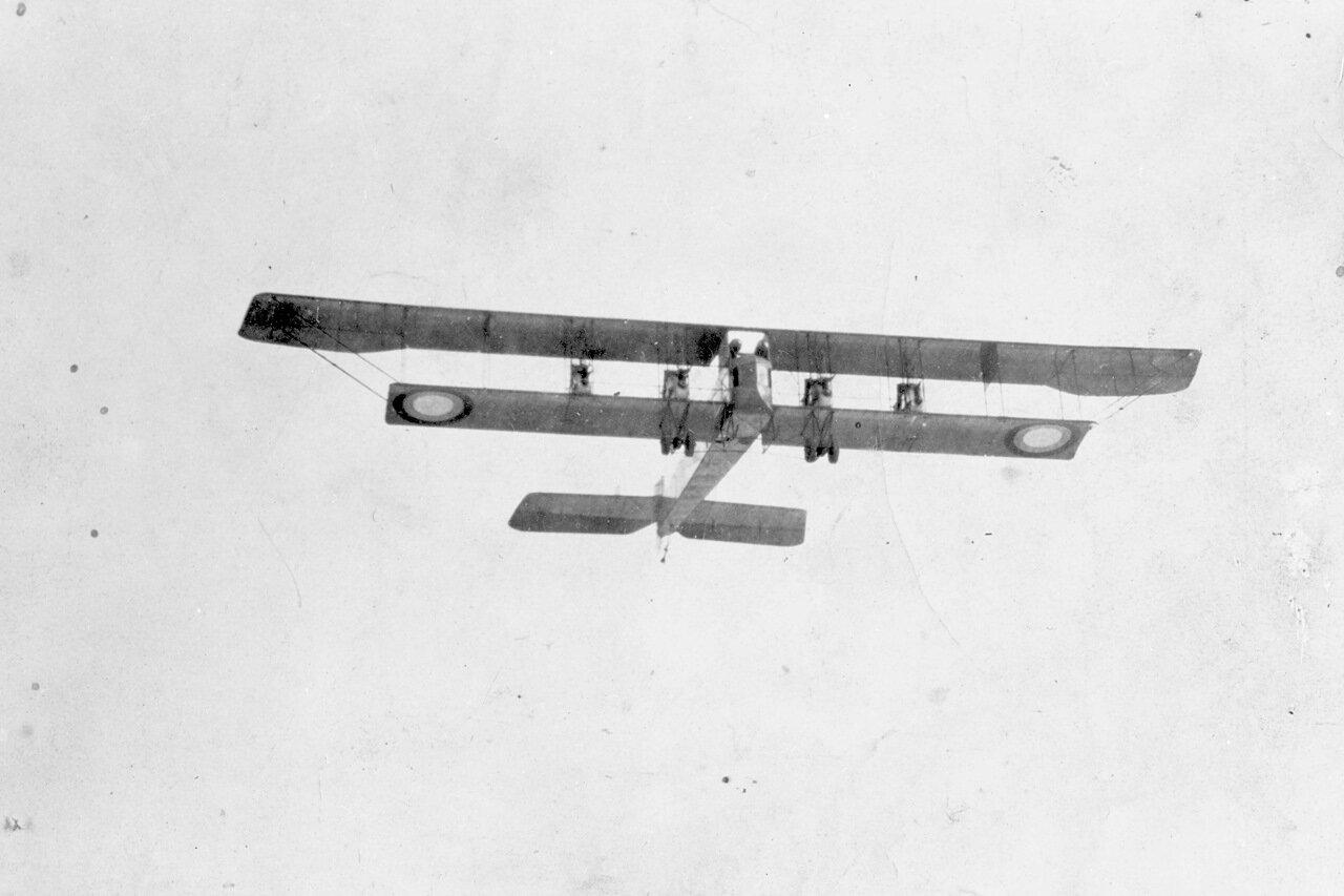 Гордость русской авиации Первой мировой войны «Илья Муромец»
