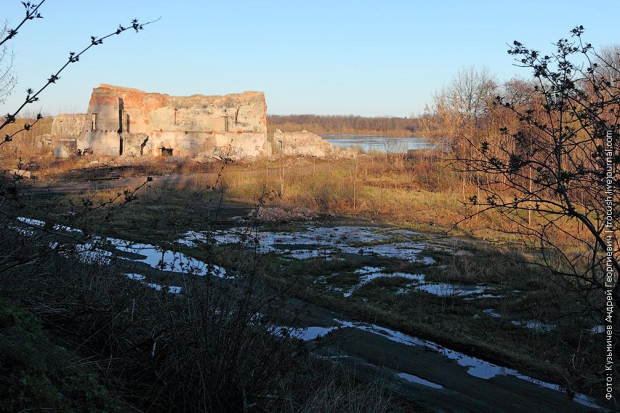 река Вятка в Котельниче