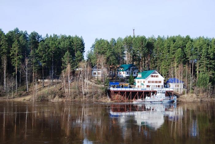 Круиз по Вятке-2013: Потрепухино - Чистополь