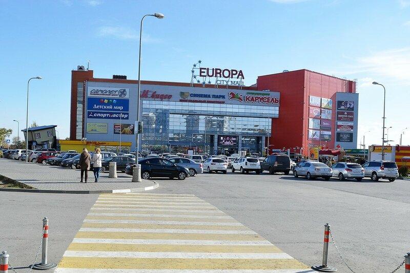 """Торговый комплекс """"Europa"""""""