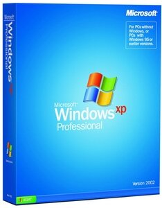 Windows XP Professional SP3 VL (x86 bit) Rus 18.06.2013