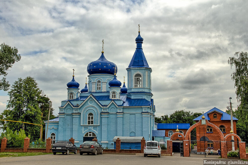 Мамадыш, церковь Ксении Римляныни.