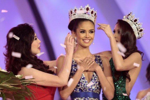 «Мисс мира — 2013» стала филиппинка