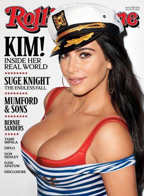 Rolling Stone объявили бойкот из-за Кардашян