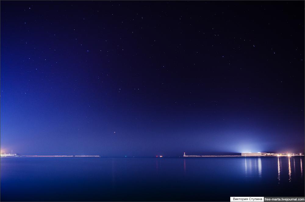 Севастопольские звезды