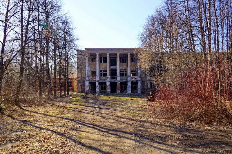Пансионат Полушкино, Рузский р-н Московской области
