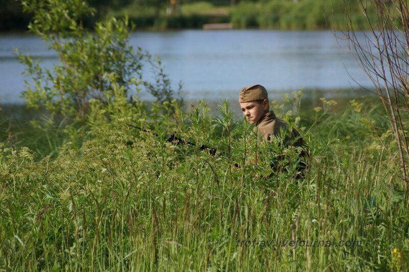 Пограничный секрет. 22 июня, реконструкция начало ВОВ в Кубинке
