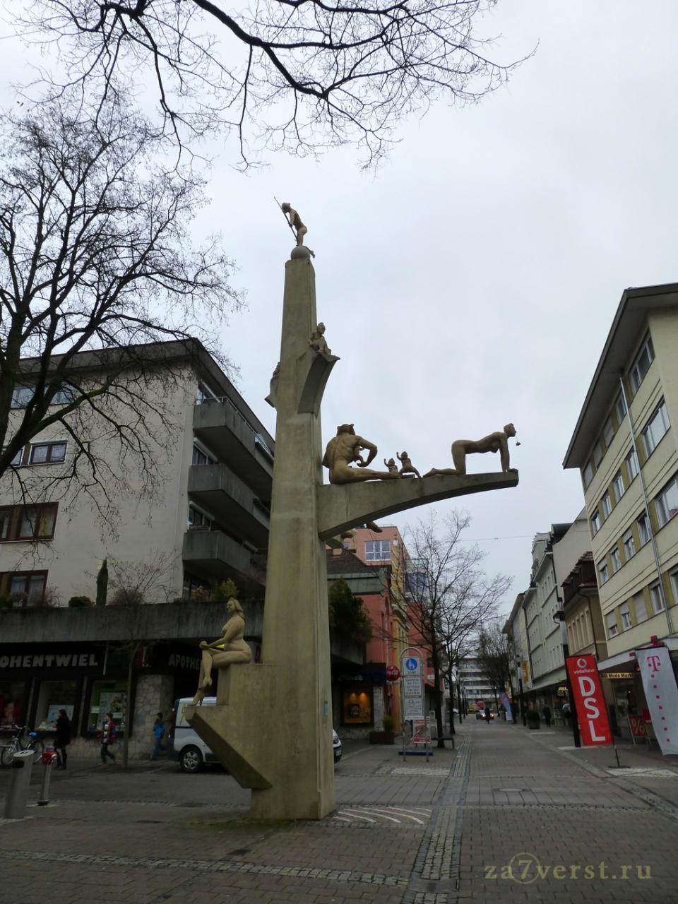 Зинген, Германия