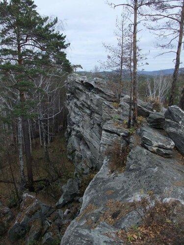 Чёртовы скалы