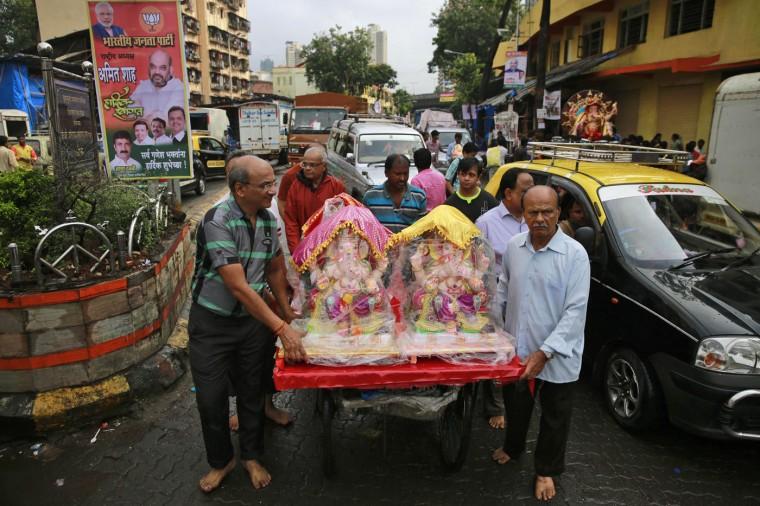 В Индии празднуют День рождения Ганеша 0 1454c6 62d04a21 orig