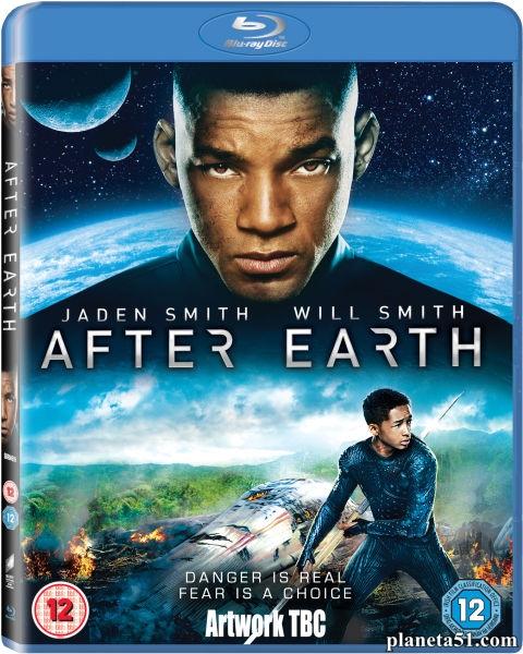 После нашей эры / After Earth (2013/BDRip/HDRip)
