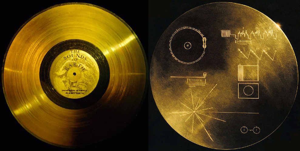 Voyager solar system discovery