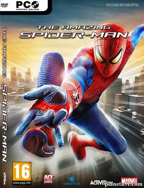 скачать игру человек паук с яндекс диска - фото 9