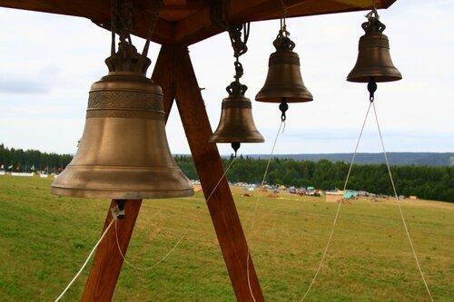 колокола скаутской звонницы