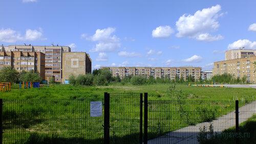 Фото города Инта №4829  Мира 61, 59, 57, 50, 49 и территория перед школой №10 (Мира 51) 24.06.2013_12:09