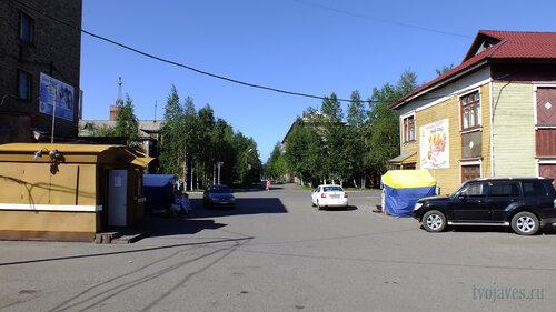 Фото города Инта №4993  Кирова 27, 34, 32 и 25 08.07.2013_14:37