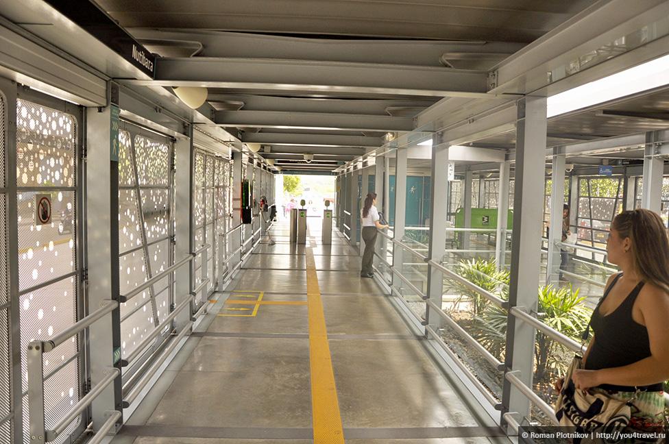 0 151e87 650a1ae orig День 173 177. Автобусы Metro Plus и посещение большого продуктового рынка Плаза Минориста в Медельине
