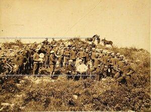 4-й эскадрон Лейб-гвардии Уланского полка.