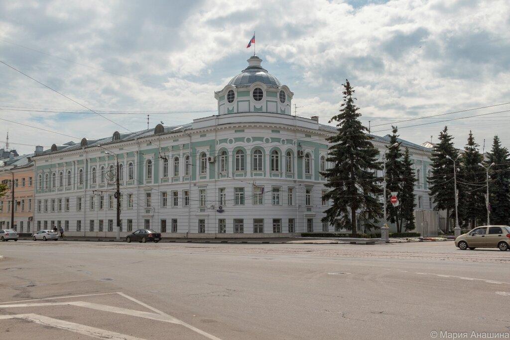 Администрация Тверской области, резиденция Губернатора Тверской области