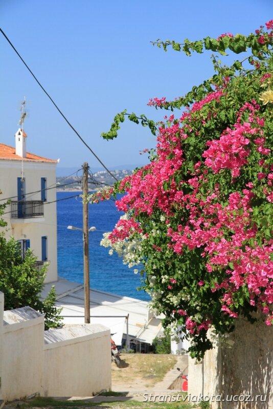Греция, Саронические острова, Спеце
