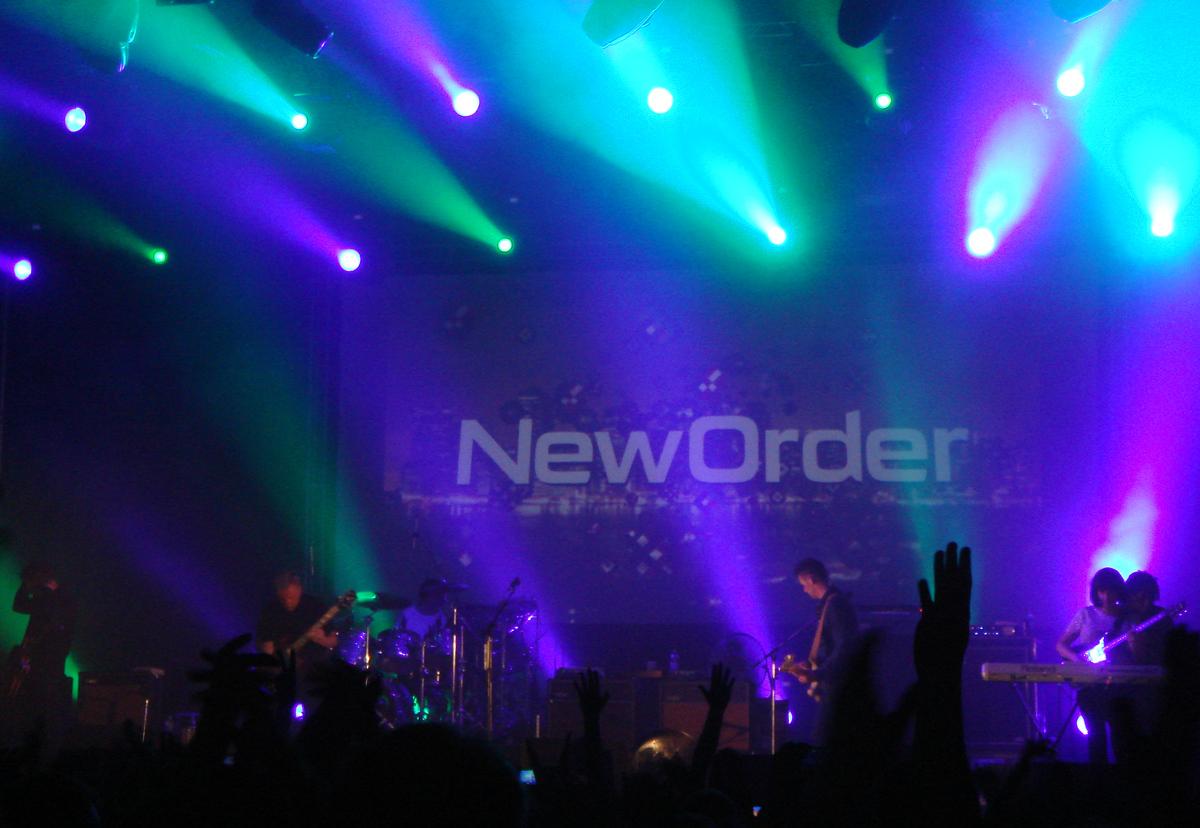 New Order, Saint-Petersburg