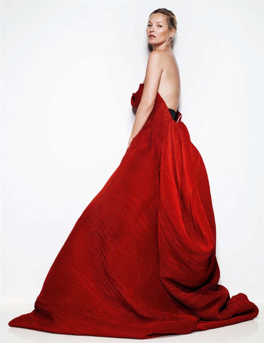 Kate Moss / Кейт Мосс, фотограф Mario Testino / Vogue UK may 2013