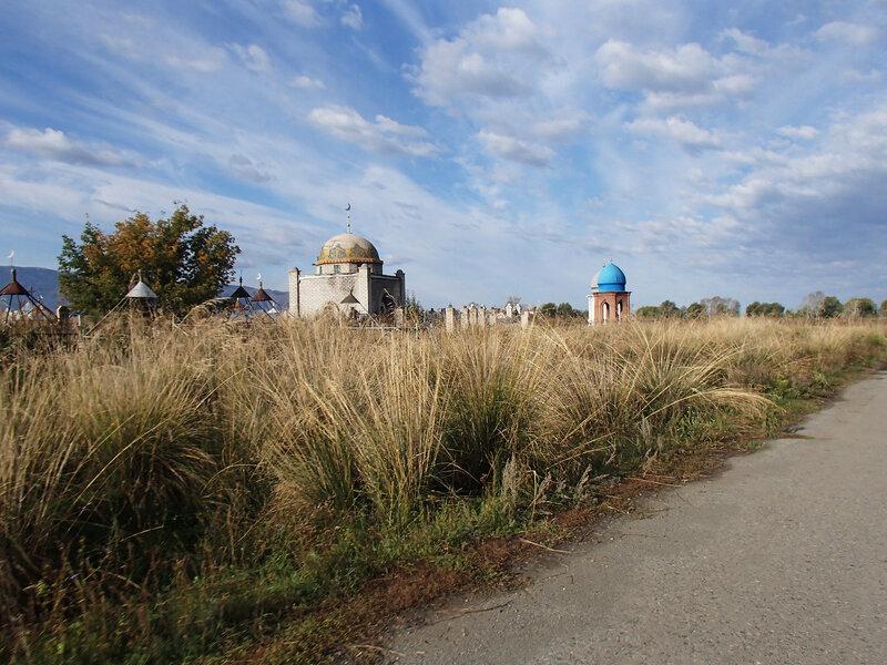 кладбище в поселке Жулдыз