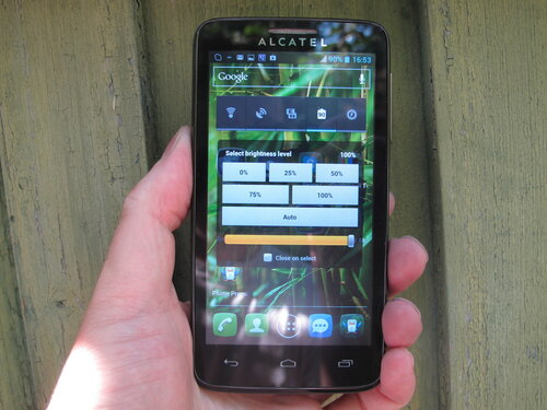 Alcatel One Touch X'Pop 5035X