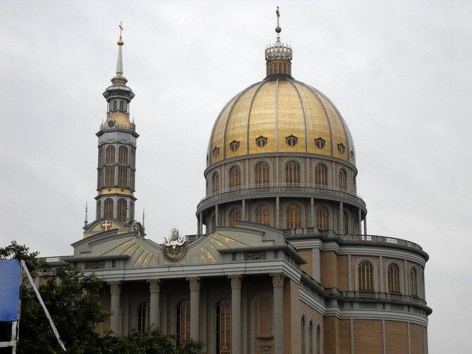 Базилика Пресвятой Богородицы Лихеньской. Польша