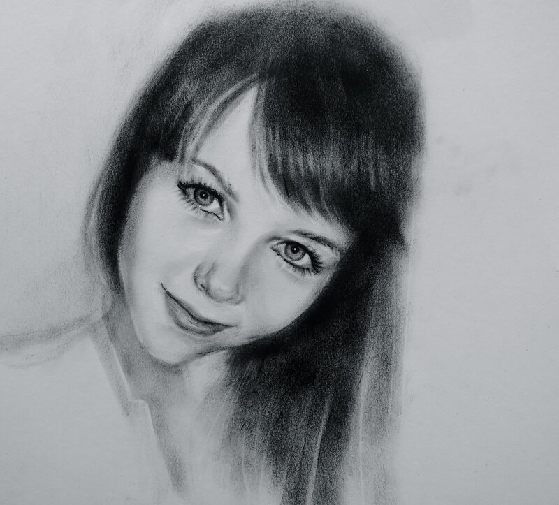 Мария. Чудесные портреты художницы luboff00