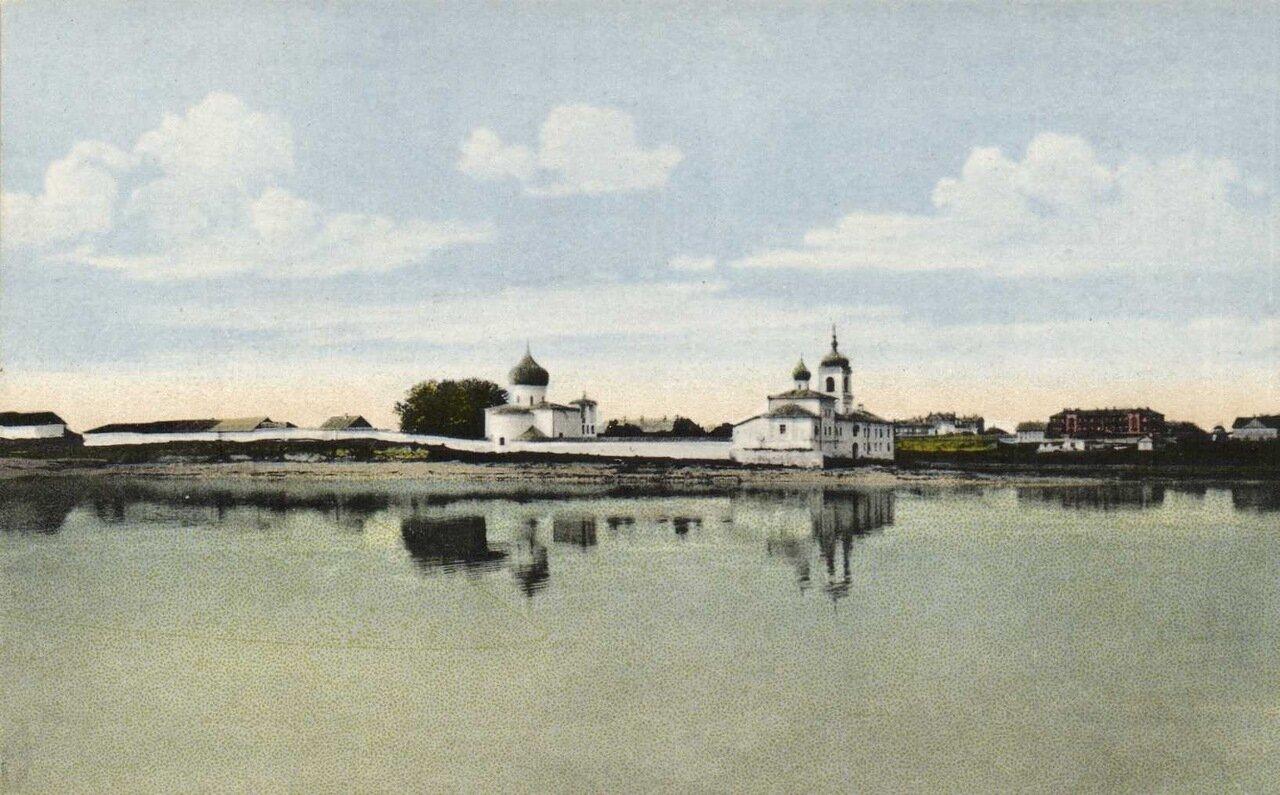 Мирожский монастырь.
