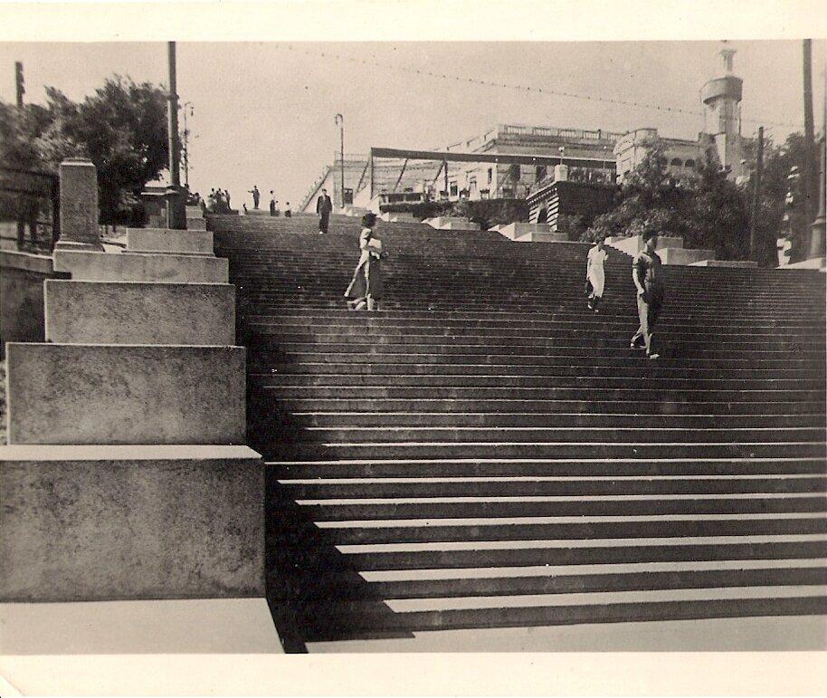 Лестница к морю.1938