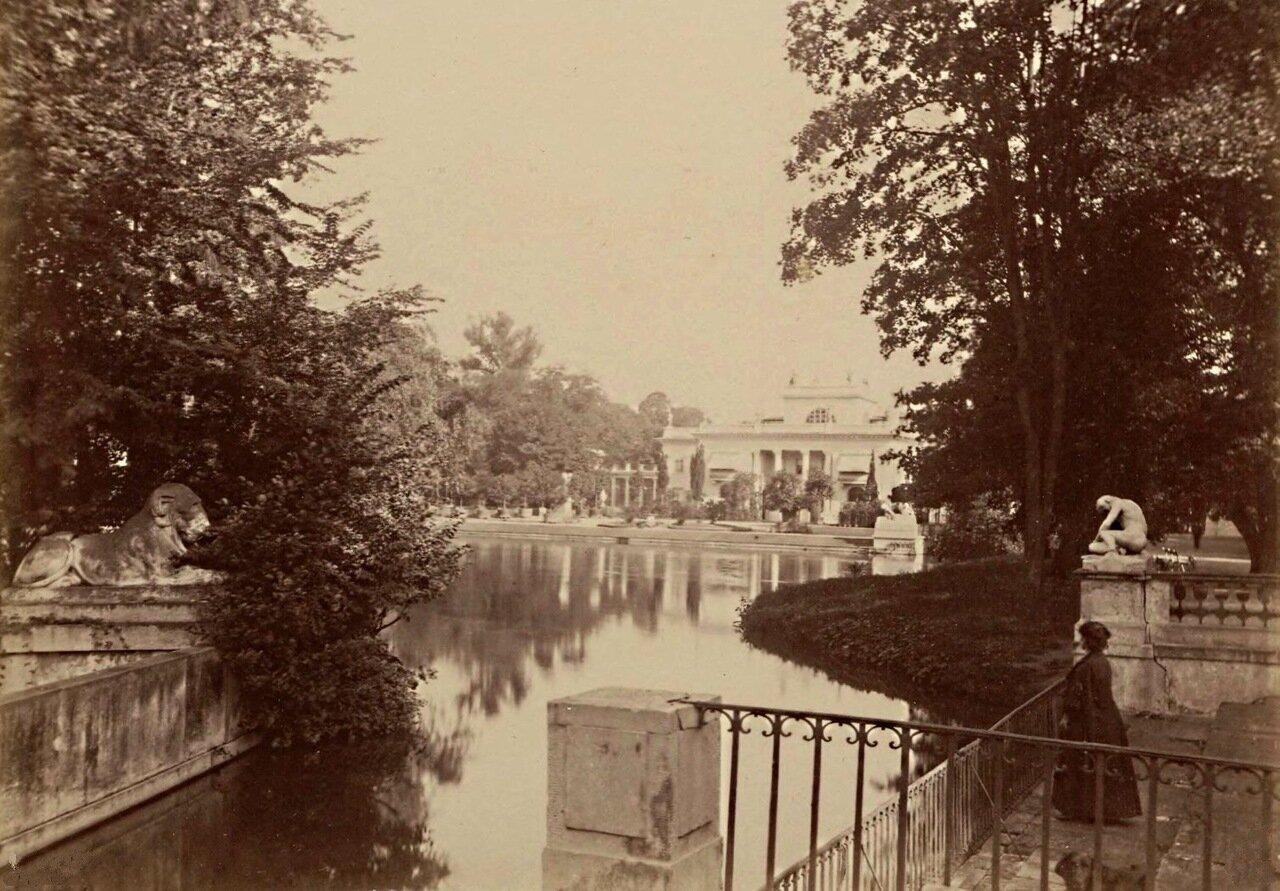 Театр на Острове. 1880